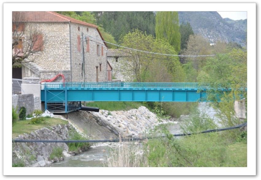 Pont de Chenevier - Saint Nazaire le Désert (26)